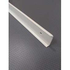 Стикова планка для стільниці EGGER кутова колір RAL1013